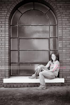 Athens Ga Senior Portrait Photographer