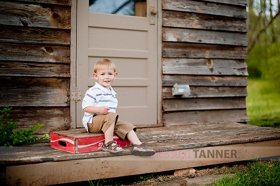 Jefferson, Ga Child & Family Photographer
