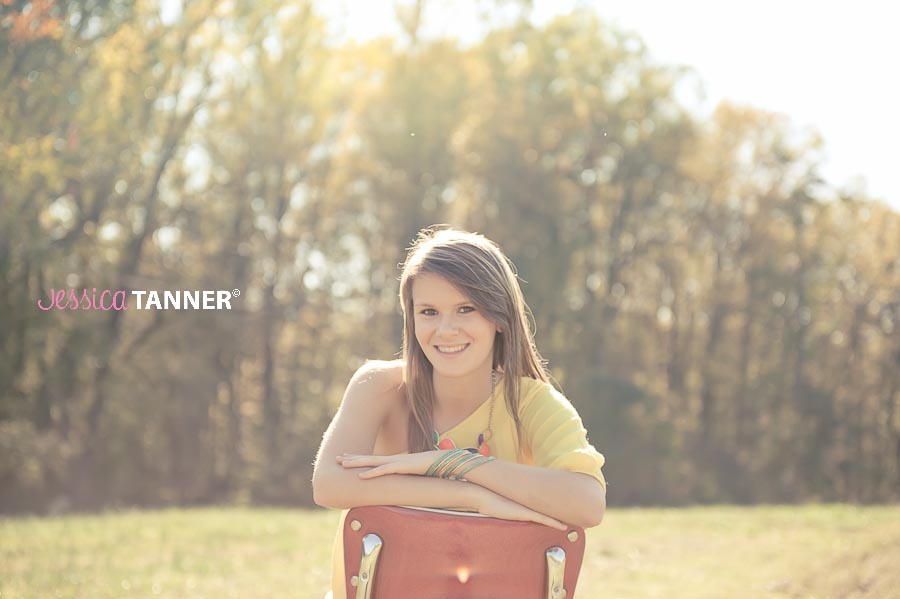 Commerce GA Senior Portrait Photographer