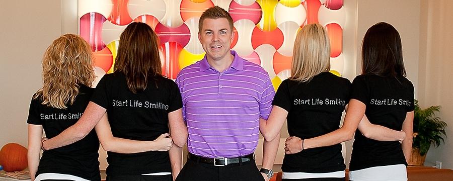 Start Life Smiling Team