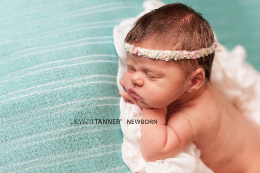 Newborn photographer in Winder GA