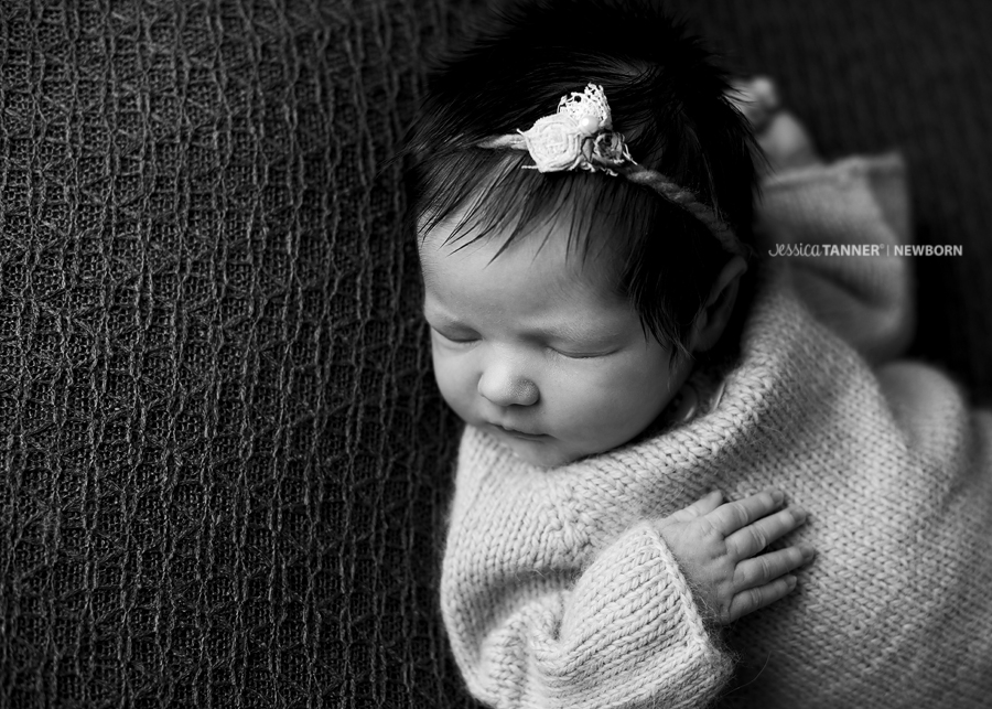 Atlanta GA Fine Art Newborn Photographer Jessica Tanner Photography (1)
